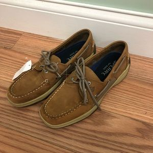 Sperry Men's Boat Shoe: Tan (PM1576)